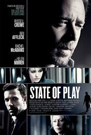 STATE OF PLAY (2009) ***** movie review by SEBASTIAN
