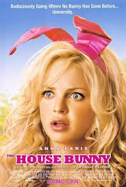 THE HOUSE BUNNY (2008) **1/2 movie review by COOP