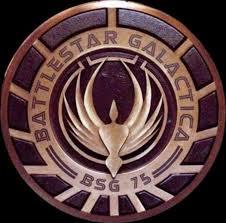 So long, Starbuck! BATTLESTAR GALACTICA ends tonight! by COOP