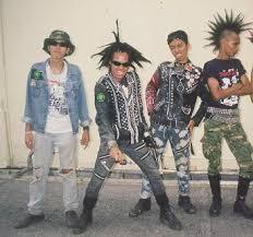 Punk Di Malaysia