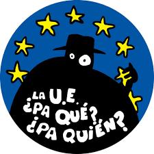 """""""UE ¿pa' qué?"""""""