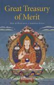 Great Treasury of Merit, spiritual guide, guru yoga, offering to the spiritual guide