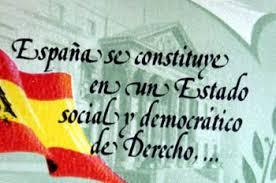Estracto del art. 1 de la Constitución española de 1.978